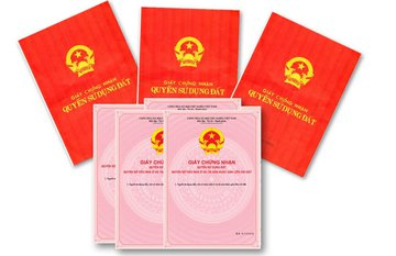 Thủ tục cấp Sổ đỏ khi mua bán nhà đất bằng giấy viết tay mới nhất