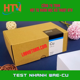 BỘ KIT TEST ĐỒNG WAE-CU 0.5-10 MG/L (PPM)- HÃNG WATER IT