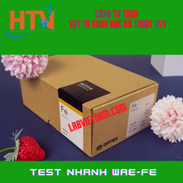 BỘ KIT TEST SẮT WAE-FE 0.2-10 MG/L (PPM)- HÃNG WATER IT