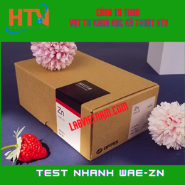 BỘ KIT TEST KẼM WAE-ZN 0-5 MG/L (PPM)- HÃNG WATER IT