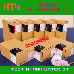 BỘ KIT TEST CROM TỔNG WAE-CR-T 0,5-20MG/L (PPM)- HÃNG WATER IT