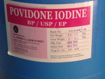 Povidone iodine là gì?