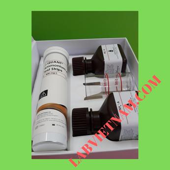 TEST THỬ NHANH AMONI (NH4) 0-400PPM