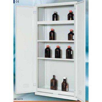 Tủ lưu trữ hóa chất 1,2m