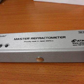 THIẾT BỊ ĐO ĐỘ BRIX MASTER-500