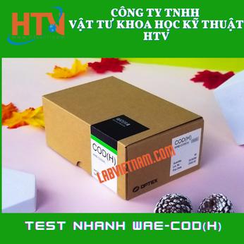 BỘ KIT TEST COD THANG CAO WEA-COD(H) 0-250mg/L (ppm)-- HÃNG WATER IT