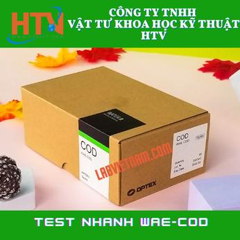 BỘ KIT TEST COD THANG TRUNG WAE-COD 0-100mg/L (ppm) -- HÃNG WATER IT