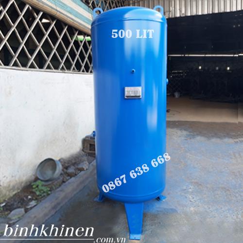 Bình Nén Khí 500 Lít