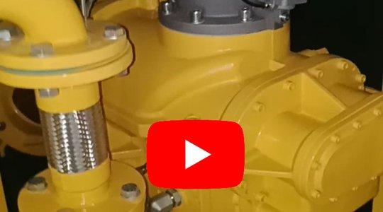 Video Máy Nén Khí 2 Cấp Biến Tần Vĩnh Từ Hande 100HP (75kW)