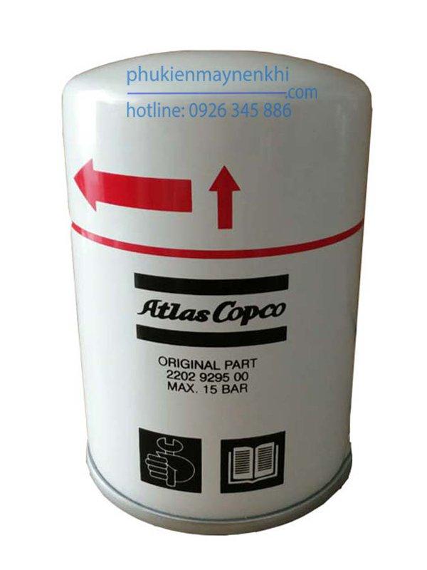Lọc dầu máy nén khí Atlas Copco