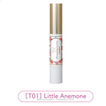 Son dưỡng CANMAKE Stay On Balm Rouge [T01] Little Anemone