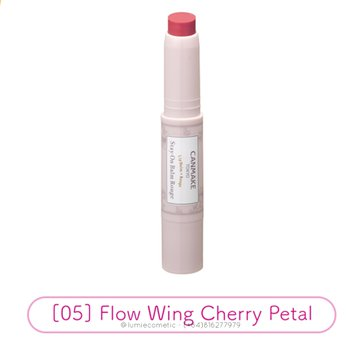 Son dưỡng CANMAKE Stay On Balm Rouge [05] Flow Wing Cherry Petal
