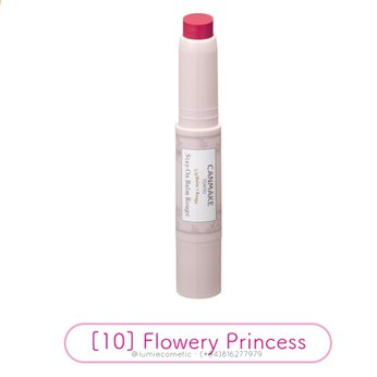 Son dưỡng CANMAKE Stay On Balm Rouge [10] Flowery Princess