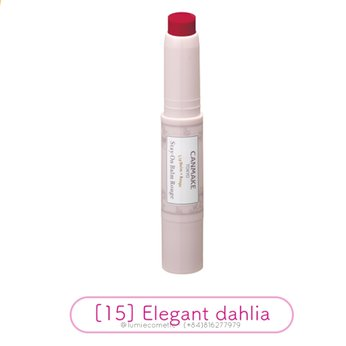 Son dưỡng CANMAKE Stay On Balm Rouge [15] Elegant dahlia