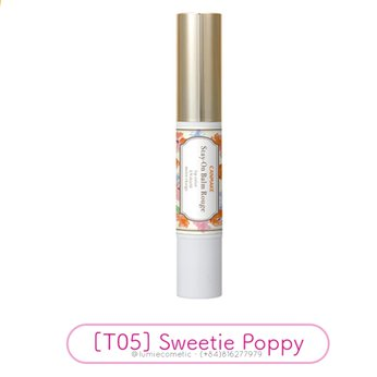 Son dưỡng CANMAKE Stay On Balm Rouge [T05] Sweetie Poppy