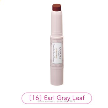 Son dưỡng CANMAKE Stay On Balm Rouge [16] Earl Grey Leaf