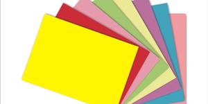 Các mẫu giấy decal màu a4 được ưa chuộng hiện nay