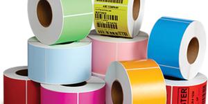 Những ưu điểm của giấy decal cuộn màu xanh