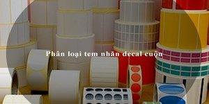 Hướng dẫn sản xuất decal màu chất lượng, sắc nét