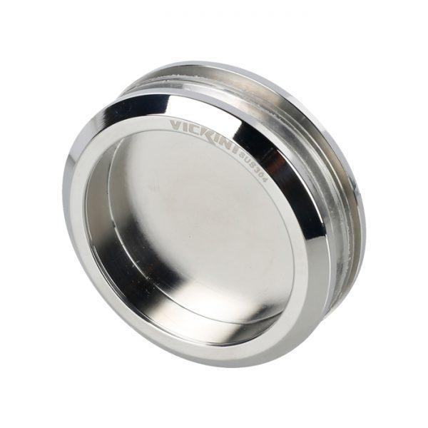 Tay âm kính VICKINI 69821 001 SSS inox mờ