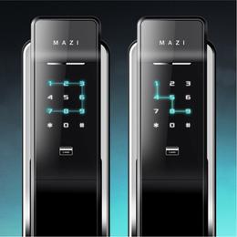 Khóa điện tử vân tay Mazi Hàn Quốc H790