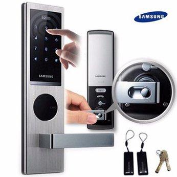 Khóa điện tử Samsung SHS-H635FMS/EN