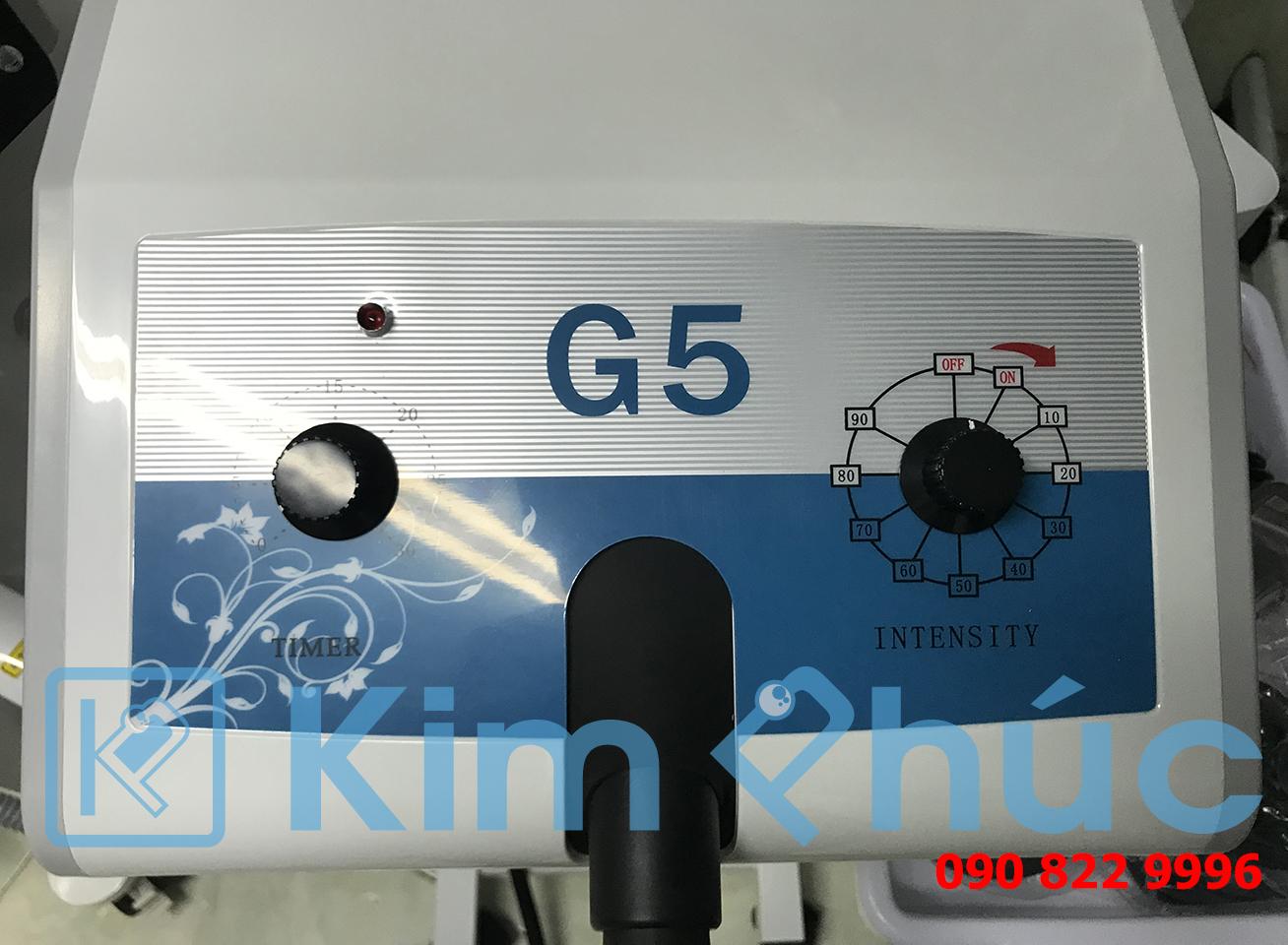 Máy Giảm Béo Massge Rung G5