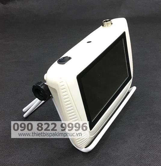 Máy Soi Da Mini có màn hình LCD