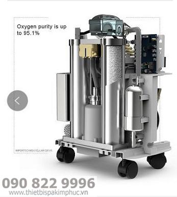 Máy Tạo Oxy Carer CR-P5W