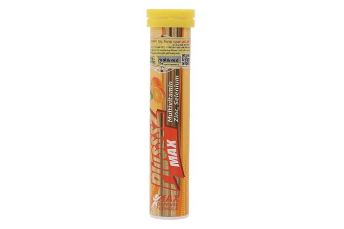 Vitamin C Plusssz Gold Max vị cam