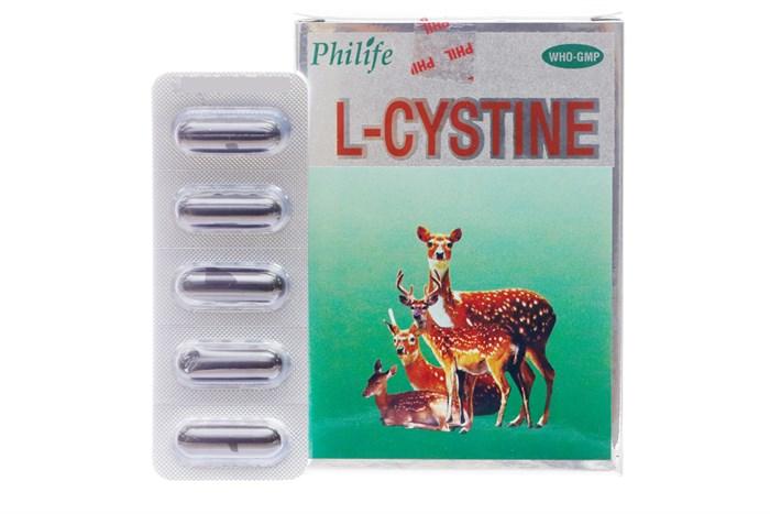 L-Cystine Phislin 500Mg