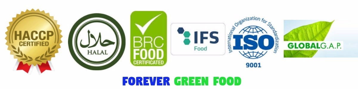 Forever-Green-Food-International-certificate