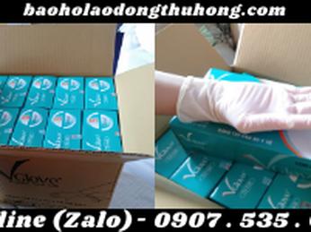 Nhà phân phối găng tay y tế Vglove TPHCM