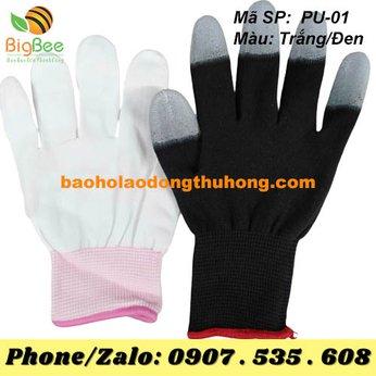 BAO TAY THUN PHỦ PU NGÓN