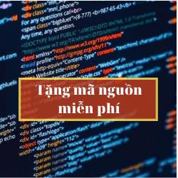 ☑️Tặng mã nguồn website chuẩn SEO miễn phí ♥️ Trợ giúp khởi nghiệp ♥️