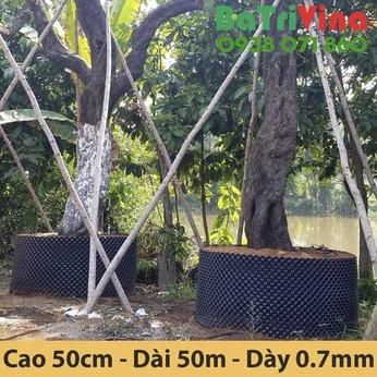 Bầu Nhựa Dưỡng Cây - Cao 50 cm - Dài 50 m
