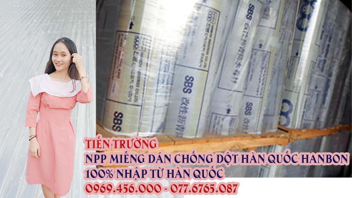 Màng chống dột hàn quốc Hanbon (mét)