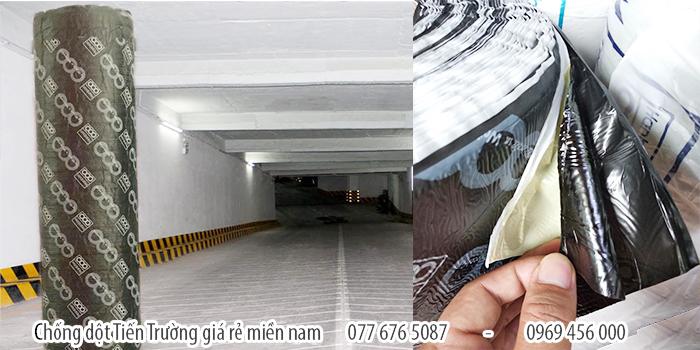 Màng chống dột hàn quốc Hanbon PE chống thấm sàn nhà