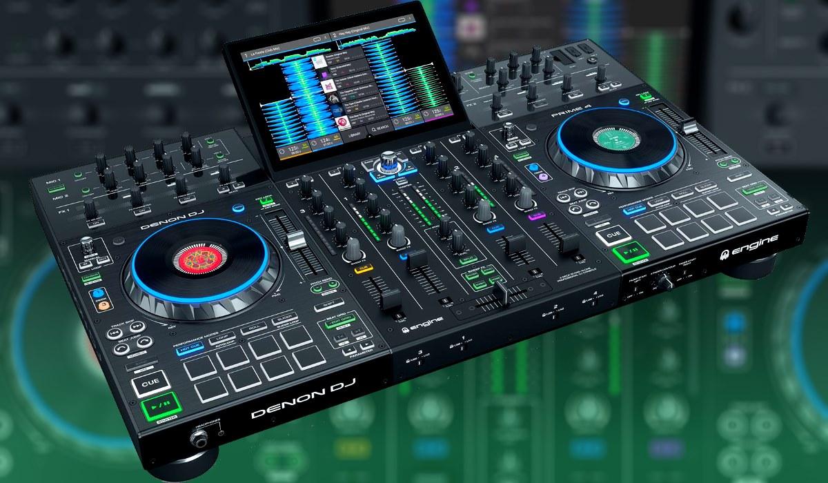 Denon DJ Prime 4 Vietnam