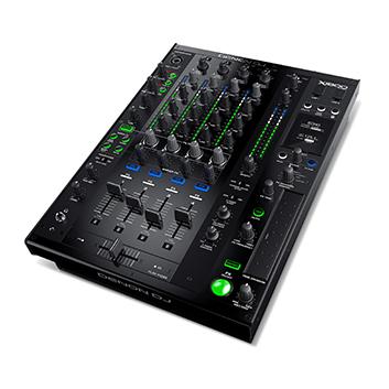 Denon Mixer X1800 Prime, bộ hòa trộn âm thanh chuyên nghiệp cho DJ