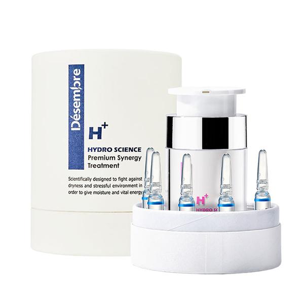 Bộ kem dưỡng ẩm Desembre Hydro Science Premium Synergy Treatment