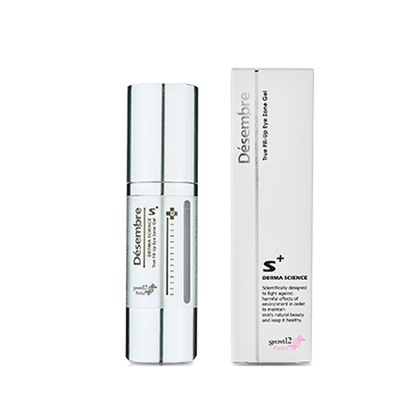 Gel dưỡng mắt Desembre True Fill - Up Eye Zone Gel