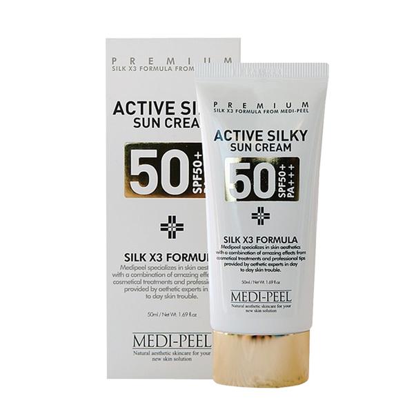 Kem chống nắng Medi Peel  Active Silky Sun Cream