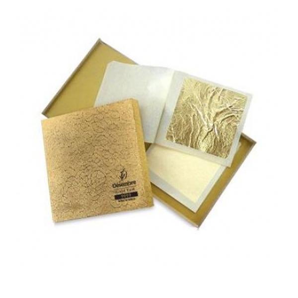 Mặt nạ vàng 24k Desembre Gold Foil nguyên chất