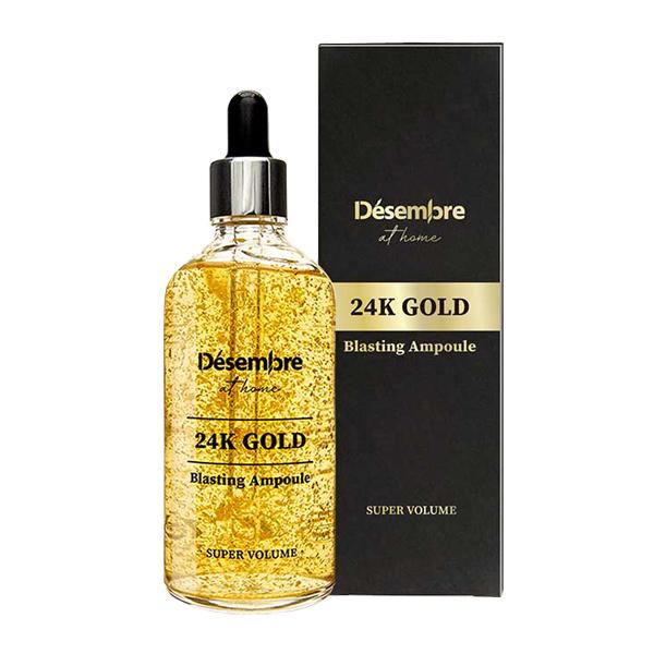 Serum vàng 24k Desembre At Home 24k Gold Blasting Ampoule