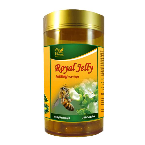 Sữa ong chúa Úc 16000mg Well Being Nutrition
