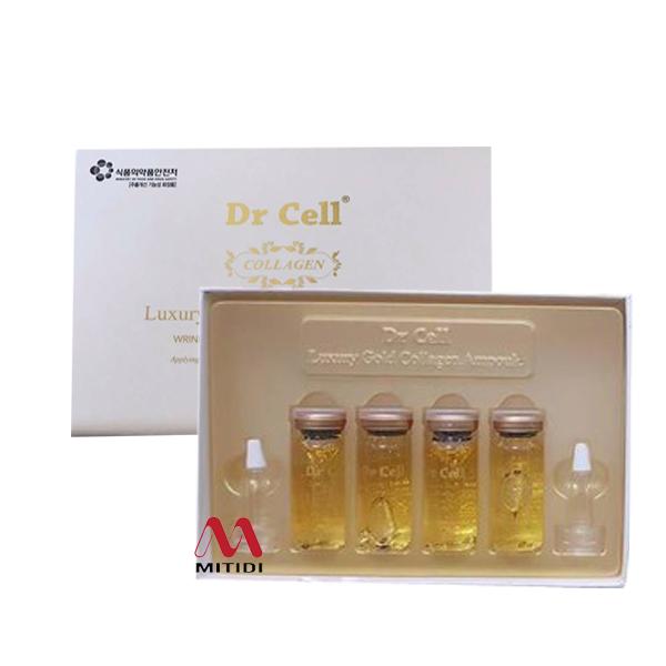 Tế bào gốc Dr Cell Luxury Gold Collagen Ampoule