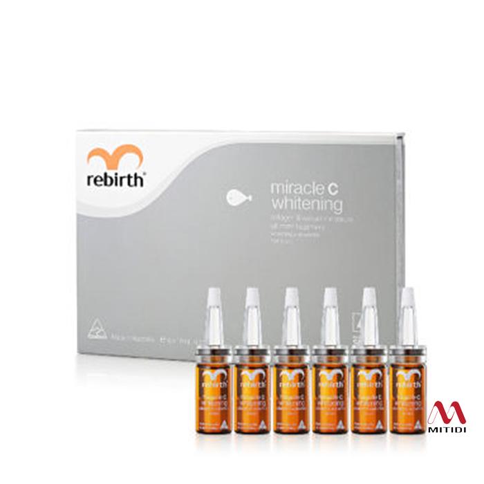 Serum trắng da Rebirth Miracle C Whitening Maximum Gift Set