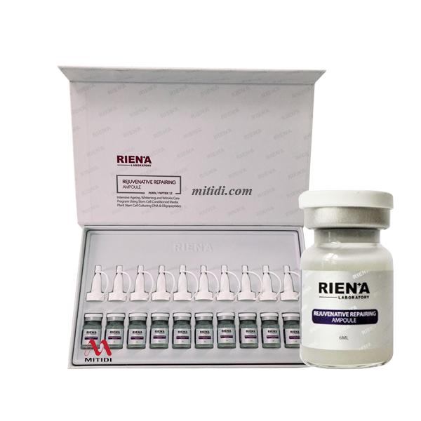 Tế bào gốc trị sẹo riena
