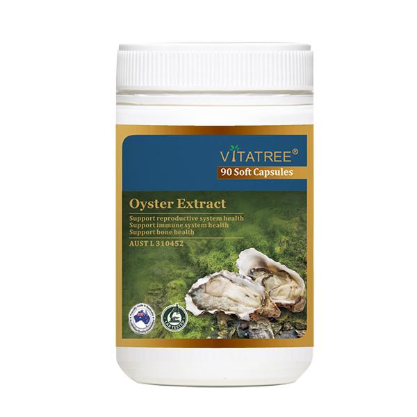 Tinh chất hàu Úc Vitatree Oyster Extract